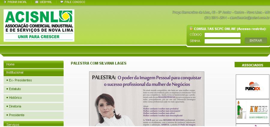Associação Comercial (Nova Lima) - 19/06