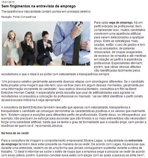Portal Competência - 15/01/2013 (http://bit.ly/Xyjjm0)