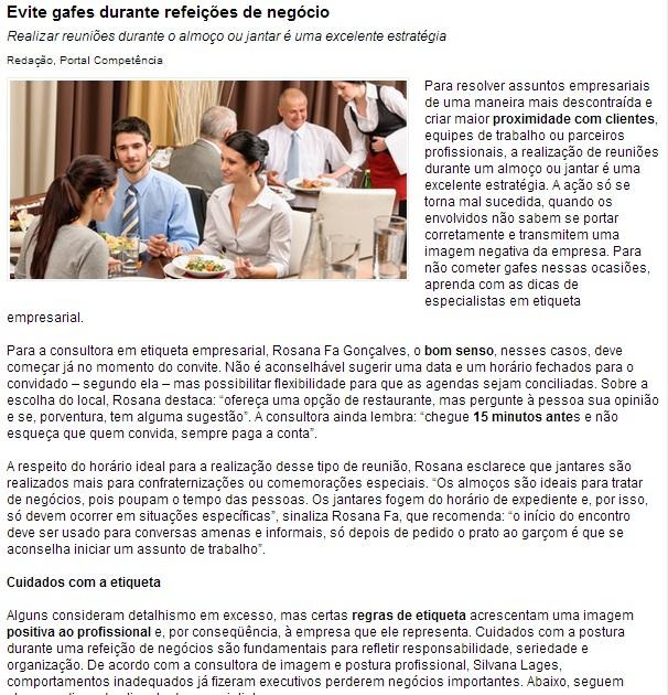 Portal Competência - 22/01/2013 (http://bit.ly/ZtwdCW)