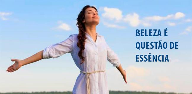 Beleza é questão de essência