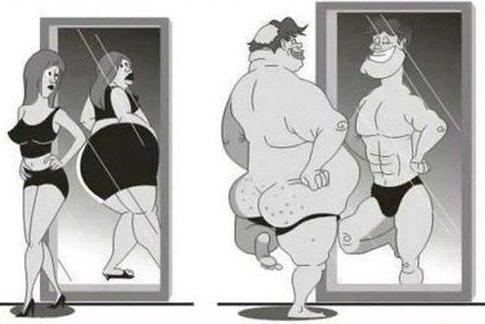 Conheça bem seu corpo e construa sua imagem em cima dele
