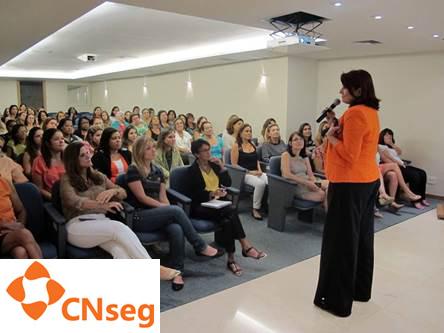 A imagem do palestrante de sucesso cnseg