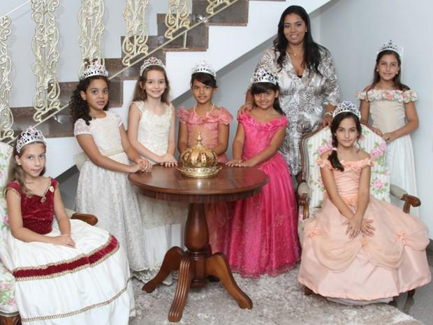 Escola de Princesas e a vida real