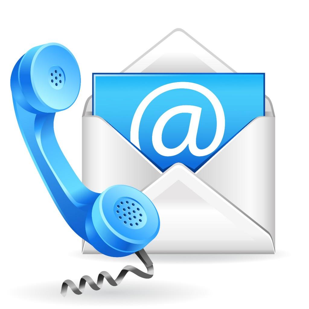 Etiqueta Corporativa - Email x Telefone