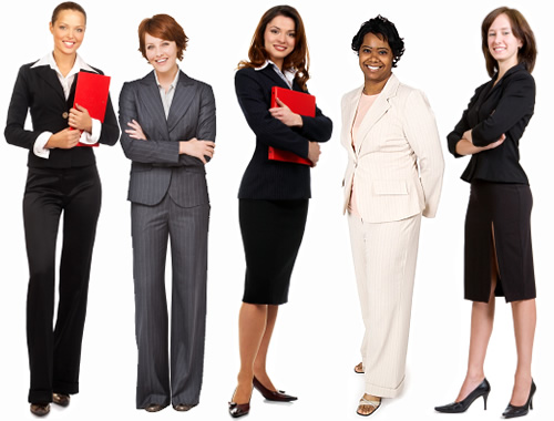 A mulher no mercado de trabalho e os padrões de imagem ...